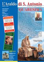 Araldo n°1 Anno 2018