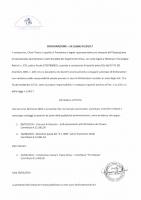 Dichiarazione Contributi 2018