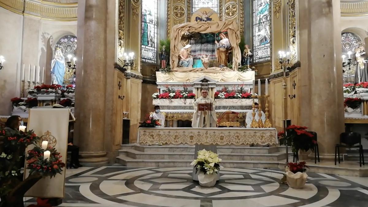 Santa Messa 3 gennaio 2021