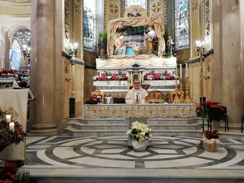 Santa Messa del 1 gennaio 2021