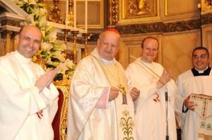 Il Cardinale Cracovia Stanislao Dziwisz