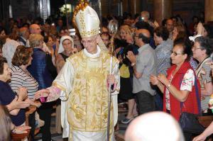 Mons. Papa e Mons. Raspanti